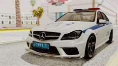 Mercedes-Benz C63 AMG STSI o Ministério de Assun
