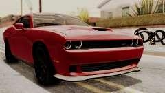 Dodge Challenger SRT Hellcat 2015 HQLM