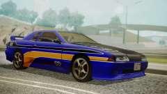 Elegy NR32 without Neon Exclusive PJ para GTA San Andreas