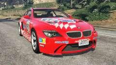 BMW M6 (E63) WideBody v0.1 [Carrillo]