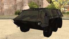 TPz 1 Fuchs Hummel para GTA San Andreas
