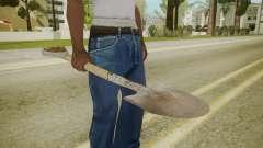 Atmosphere Shovel v4.3 para GTA San Andreas