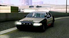 Weathersfield Police Crown Victoria