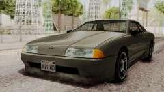 Elegy The Gold Car 2 para GTA San Andreas