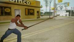 Atmosphere Pool Cue v4.3 para GTA San Andreas