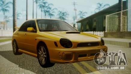Subaru Impreza WRX GDA para GTA San Andreas