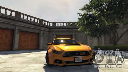 Ford Mustang GT RocketB & Wide Body para GTA 5