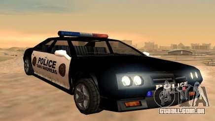 Quatro polícia de Buffalo para GTA San Andreas