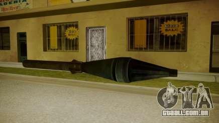 Atmosphere Missile v4.3 para GTA San Andreas