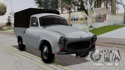 Syrena R20 v1.0 para GTA San Andreas