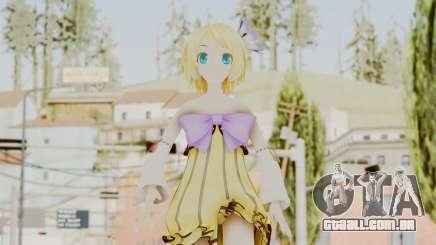 Project Diva F 2nd - Kagamine Rin Cheerful Candy para GTA San Andreas
