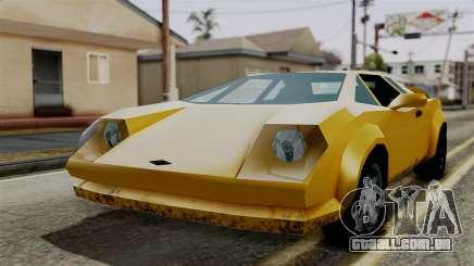 Infernus from Vice City Stories para GTA San Andreas