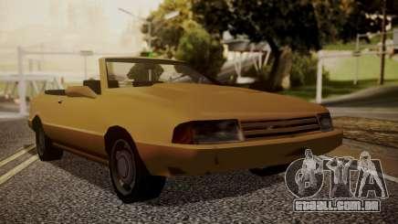Cadrona Cabrio para GTA San Andreas