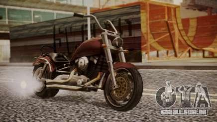 New Freeway para GTA San Andreas