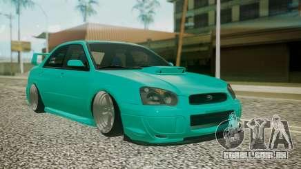 Subaru Impreza 2004 para GTA San Andreas