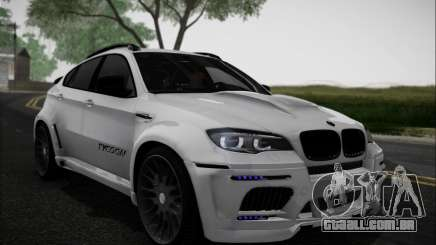 BMW X6M HAMANN Final para GTA San Andreas