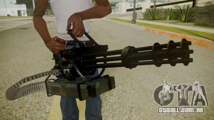 Atmosphere Minigun v4.3 para GTA San Andreas