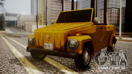 Volkswagen Safari Type 181 para GTA San Andreas