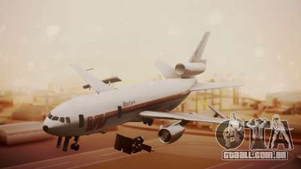 DC-10-10 Western Airlines para GTA San Andreas