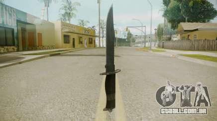 Atmosphere Knife v4.3 para GTA San Andreas
