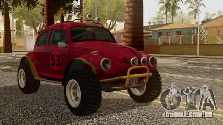 Volkswagen Beetle Baja Bug para GTA San Andreas