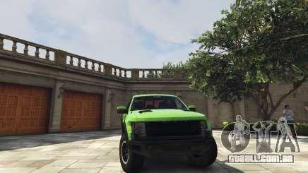 Ford F150 SVT Raptor 2012 v2.0 para GTA 5