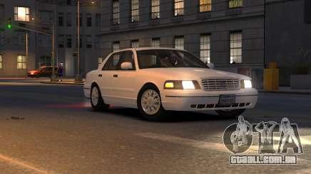 2003 Ford Crown Victoria para GTA 4