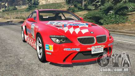 BMW M6 (E63) WideBody v0.1 [Carrillo] para GTA 5