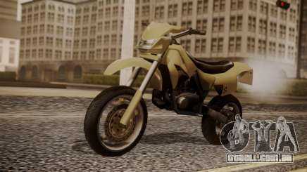 Sanchez SuperMoto para GTA San Andreas