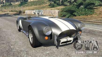 AC Cobra v1.2 [Beta] para GTA 5
