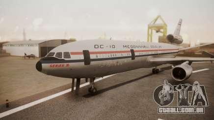 McDonnell-Douglas DC-10 Prototype N1339U para GTA San Andreas