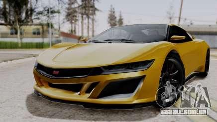 Dinka Jester Sparkle para GTA San Andreas