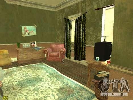 Apartamento de GTA IV para GTA San Andreas segunda tela