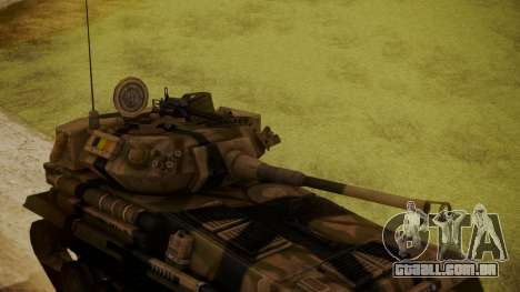 Alvis FV101 Scorpion para GTA San Andreas vista direita