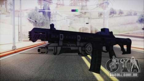 SOWSAR-17 Type G Assault Rifle with Grenade para GTA San Andreas
