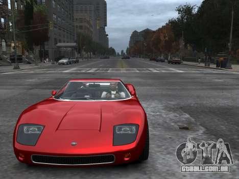 GTA 5 Monore Imporeved para GTA 4 vista direita