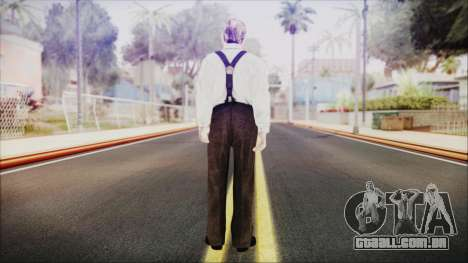 Tommy Angelo Mafia 2 para GTA San Andreas terceira tela