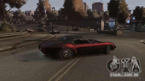 GTA V Stinger Classic para GTA 4 vista direita