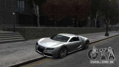 Adder HQ from GTA 5 para GTA 4