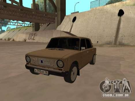 Vaz 2101 V1 para GTA San Andreas