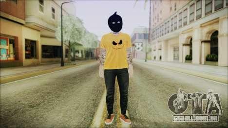 DLC Halloween GTA 5 Calabaza para GTA San Andreas segunda tela