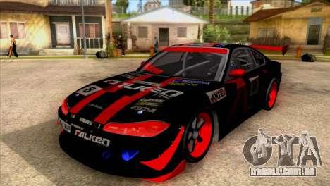 Nissan S15 Drift para GTA San Andreas