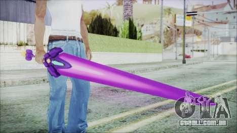 Gehaburn - Hyperdimension Neptunia MK2 para GTA San Andreas segunda tela