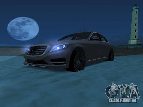 ENB Series [MEDIUM PC] para GTA San Andreas sétima tela