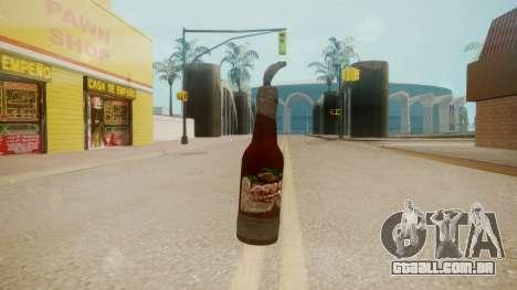 GTA 5 Molotov Cocktail para GTA San Andreas terceira tela
