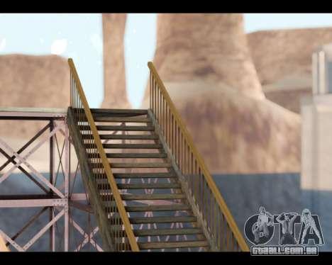 Queenshit Graphic 2015 para GTA San Andreas por diante tela