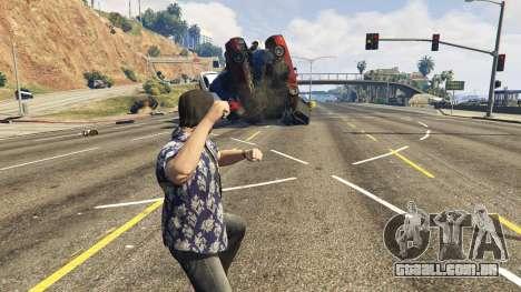 GTA 5 Sinta O Poder terceiro screenshot