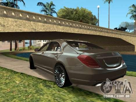 ENB Series [MEDIUM PC] para GTA San Andreas