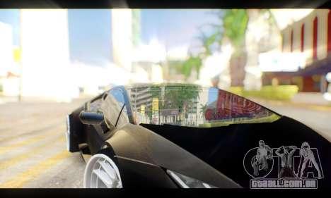 Oppai Boing Boing ENB para GTA San Andreas por diante tela