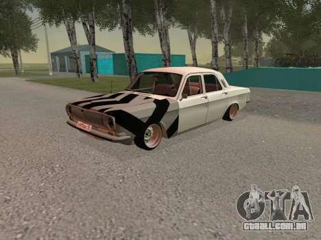 GÁS 24 BQ para GTA San Andreas